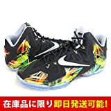 Nike(ナイキ) レブロン 11 LEBRON XI (ブラック) - US10.5(28.5cm)