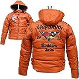 クレイスミス(CLAY SMITH) 防寒ジャケット EDDY オレンジ LL CSY-6171