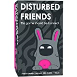 Creative Conceptions Disturbed Friends Party Games
