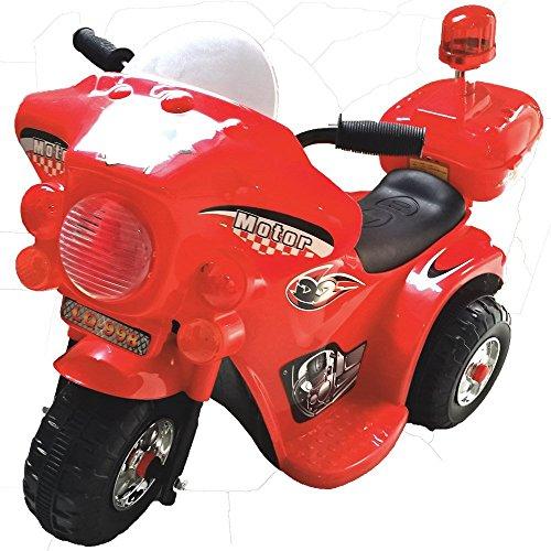子供用 ポリスバイク 乗用玩具 充電式 電動乗用バイク 乗り...