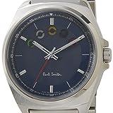 Paul Smith(ポールスミス) New Five Eyes Horizontal シルバー×ネイビーブルー メンズ 腕時計 BM5-011-71 メンズウォッチ (並行輸入品)