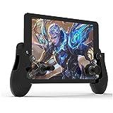 モバイル ホルダーグリップ ゲームコントローラー スマホやタブレット用コントローラ ゲームパッド iPhone/iPad/Android (ジョイスティック付)