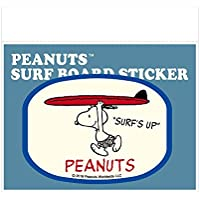 ピーナッツ(Peanuts) サーフステッカー (SNP-0053) Z-180SNP-0053