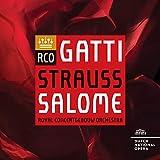 リヒャルト・シュトラウス : 楽劇「サロメ」 (Strauss : Salome / Gatti   Royal Concertgebouw Orchestra) [2SACD Hybrid] [Import] [日本語帯・解説・歌詞対訳付]