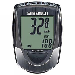 キャットアイ(CAT EYE) サイクルコンピュータ ケイデンス付き アストラーレ CC-CD200
