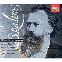 Brahms: String Quartets Nos. 1-3 (2004-07-28)