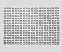 2-9822-01ガラス繊維メッシュG-#19/18
