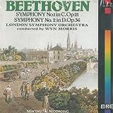 Sinfonia n.1 op 21 in DO (1800) Sinfonia n.2 op 36 in RE (1801 2) ユーチューブ 音楽 試聴
