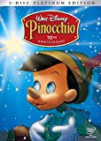 ピノキオ プラチナ・エディション [DVD]