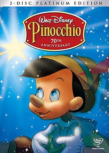 ピノキオ プラチナ エディション  DVD