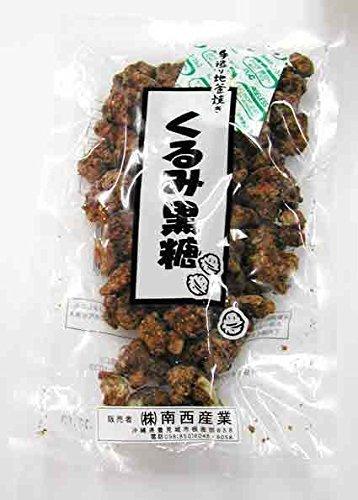 黒糖本舗垣乃花 くるみ黒糖 100gx10P