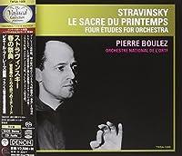 Stravinsky: Le Sacre Du Printemps / 4 Etudes by Stravinsky