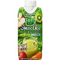 [2CS] カゴメ 野菜生活100 Smoothie グリーンスムージーミックス (330ml×12本)×2箱