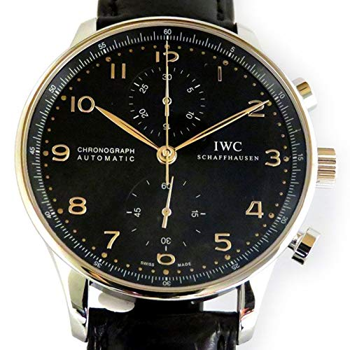 IWC IWC ポルトギ-ゼ クロノグラフ IW371447...