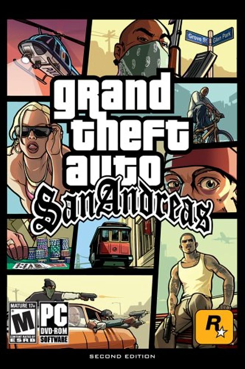 添付痴漢抵抗するGrand Theft Auto: San Andreas 2nd Edition (輸入版)