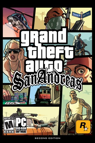 Grand Theft Auto: San Andreas 2nd Edition (輸入版)の詳細を見る