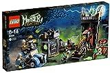 レゴ (LEGO) モンスターファイター 科学者と彼のモンスター 9466