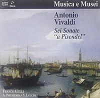 Sonata X Vl, Vlc E Bc Rv 2, 5, 6, 1