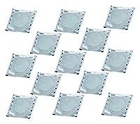 ザルトリウスマイクロザルト・メンブレンフィルター 0.45um(ハイフロー) 白地・緑格子 /3-4771-10