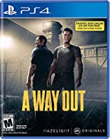 A Way Out (輸入版:北米) - PS4