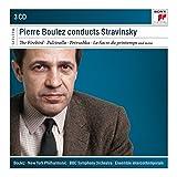 Pierre Boulez Conducts Stravin 画像