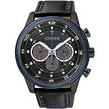 [シチズン]CITIZEN 腕時計 CITIZEN-Collection シチズンコレクション Eco-Drive エコ・ドライブ グローバルモデル スポーティークロノライン CA4036-03E メンズ