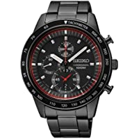 [セイコー]SEIKO 腕時計 クロノグラフ デイト 逆輸入 海外モデル SNDD89PC メンズ 【逆輸入品】