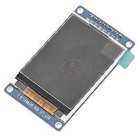 yosoo- 1.8インチ128x 160TFTカラーLCD画面表示コントローラモジュールequipped with st7735コントローラチップ