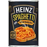 Heinz Spaghetti and Sausages, 420g
