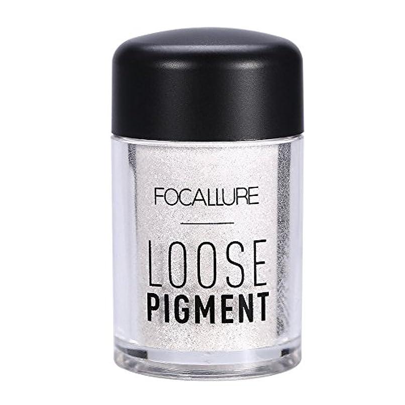 盆拒絶するつかの間キラキラパウダー キラキラアイシャドウ美容アイ顔料シャイニングパウダー唇ルースアイメイク化粧品(1)