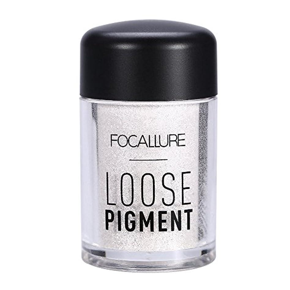 完璧牽引提供キラキラパウダー キラキラアイシャドウ美容アイ顔料シャイニングパウダー唇ルースアイメイク化粧品(1)