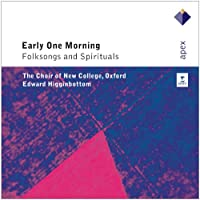 Early One Morning: Folksongs & Spirituals