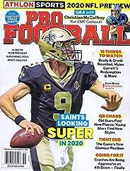 Athlon Pro Football Yearbook [US] No. 51 2020 (単号)