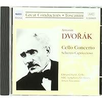 Dvorak:Cello Concerto/Scherzo