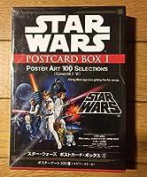 STAR WARSスターウォーズ ポストカードBOX 1