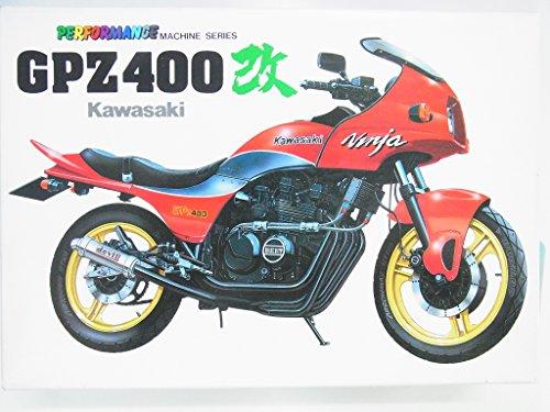 青島文化教材社 1/12 パフォーマンスマシン No.6 カワサキ GPZ400 改