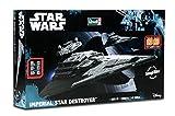 Revell(レベル) SnapTite スターウォーズ インペリアル スター デストロイヤー 組み立て式プラモデル star wars Imperial Star Destroyer [並行輸入品]