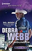 Colby Roundup: Colby Roundup\Colby Agency Companion Guide (Bonus) (Harlequin Intrigue: Colby Agency, TX)