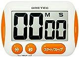 ドリテック 大画面タイマー オレンジ T-291-OR