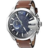 Diesel Men's DZT1009 Smart Digital Brown Watch