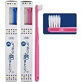 ルミノソ 1歯用歯ブラシ「しっかり磨きたい!」スタンダード ソフト (カラー指定不可) 5本