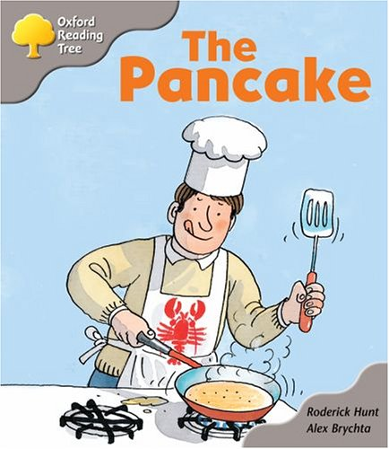 Oxford Reading Tree: Stage 1: First Words Storybooks: the Pancakeの詳細を見る