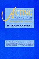 Acting As a Business: Strategies for Success