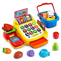 Vtech Ring And Learn Cash Register New
