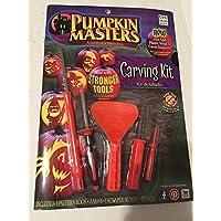 パンプキンマスターズ かぼちゃ カービングキット 6点セット