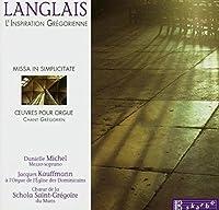Gregorian Inspiration by JEAN LANGLAIS (1995-02-02)