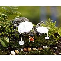 Miniature Dollhouse Fairy Garden Yard Bonsai Landscape Figurine DIY Decoration