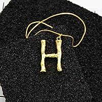 ネックレス、杜屋トヤ レディースメンズ ネックレスファッション 女性 ギフト 手紙 名前 チェーン ペンダント ネックレス ジュエリー レディース レディースクレス ジュエリー 人気 プレゼント