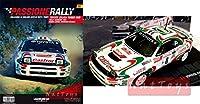 Toyota Celicaターボ4WD Sanremo 1994Auriol Occelliモデル+ Fas 1: 43IXO Rally