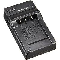 NinoLite USB型 バッテリー 用 充電器 海外用交換プラグ付 PENTAX D-LI63 D-Li108 対応 チャージャー